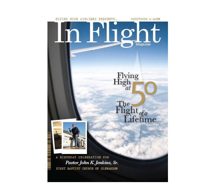 In Flight Magazine