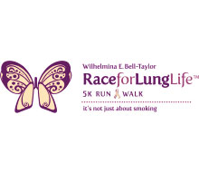 Wilhelmina E. Bell Taylor Race for Lung Life