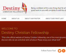 Destiny Christian Fellowship