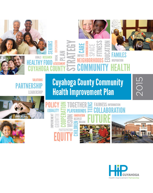 2015 Cuyahoga County Community Health Improvement Plan